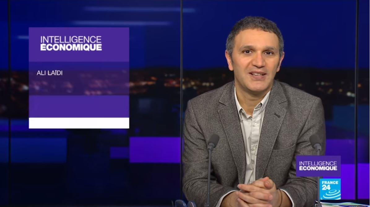 Bio chez Intelligence Economique sur France24